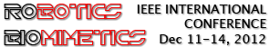 IEEE ROBIO 2012